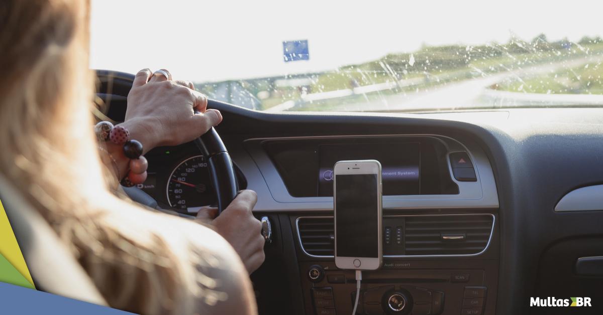 Motorista de app: veja como recorrer a multa com o Multas BR