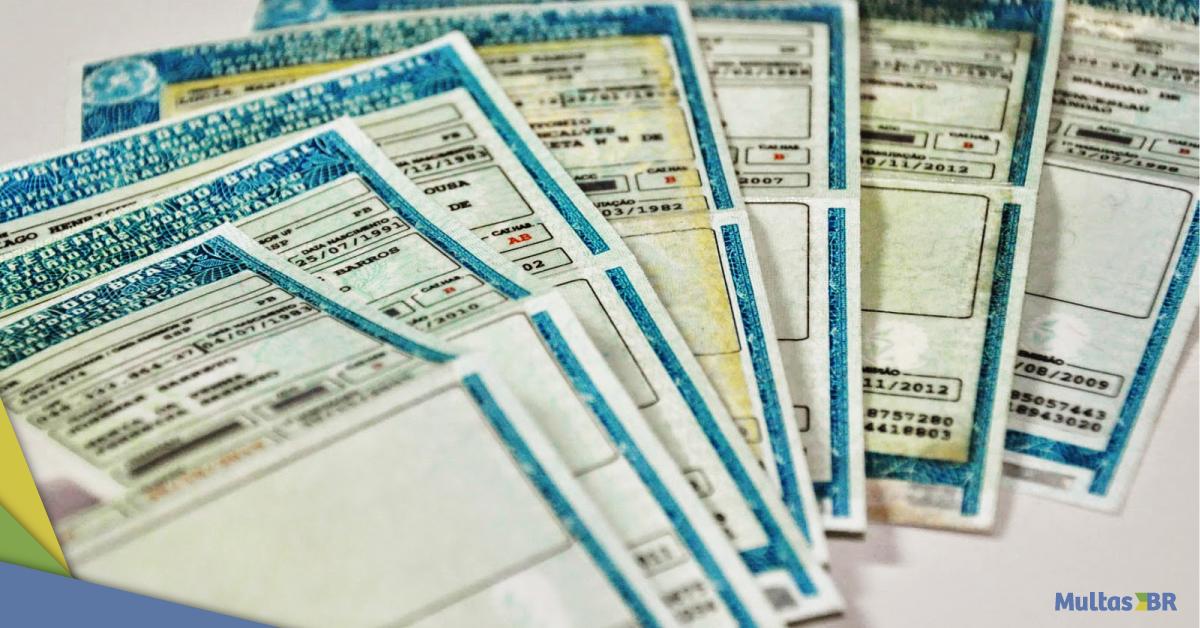 Conheça quais as multas que podem levar à suspensão da CNH