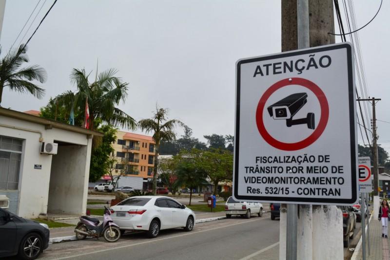 O vídeo monitoramento e as multas de trânsito. – PARTE 1.
